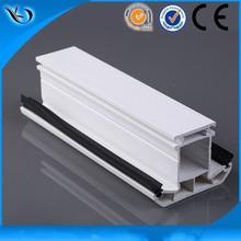 Lanke lead free UPVC,china pvc profile, plastic sliding profiles for windows and doors