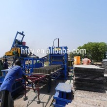 QT5-15 Cement brick machine for small business concrete block