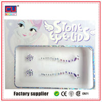 Hot Selling Safe Self-adhesive Fake Diamond Sticker Face Jewels