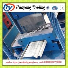 HY 110 Aluminum&Metal Garage Roller Shutter Door Piece Roll Forming Machine From China