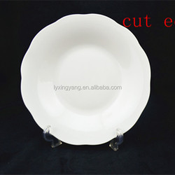 bulk salad plates,cheap salad plates and deep soup plate