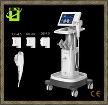 newest technology hifu high intensity focused ultrasound hifu for wrinkle removal system alibaba China supplier