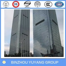 Manufacturer Aluminum for Reflection Glass Curtain Wall