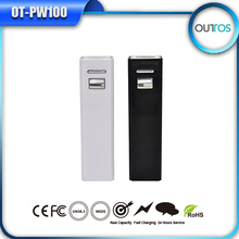 Excellent quality power bank external battery charger 2600mah for macbook for samsung galaxy nexus i9250
