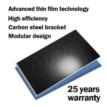 Hanergy Solibro efficient 115w thin film solar module