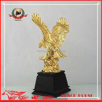 new design eagle resin sculptures