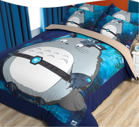 high quality cheap wholesale 3d cartoon kid child Bedding Set kids Bedclothes any Size for girls CD1040