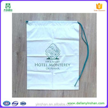 High qulity LDPE custom shopping plastic drawstring bags in Packaging Bags