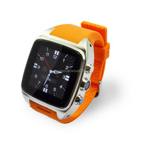 Newsunshine Android 4.2 Dual Core 1.54 Inch Touch Screen Smart Watch Cell Phone Watch Mobile Phone ( Manufacturer Direct Supply)