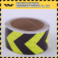 China Plastic Reflective Tape Supplier Produced by Colored Reflective Tape Safety