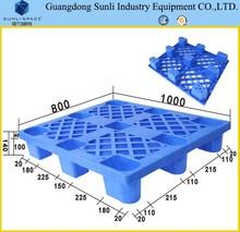 9 Feet 2T Static HDPE New Wholesale Plastic Pallet