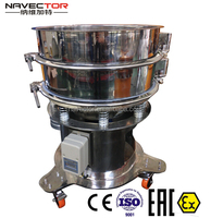 APIs Vibration separator NVS-600AS fully SUS304 ISO/CE/BV certified