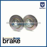 Customized Brake Disc/Promotional Brake Pad/stainless steel hydraulic press brake