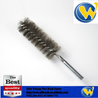 Stainless Steel Round Wire Tube Cleaning Brush