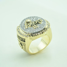 Fashion Replica championship rings World Basketball champions ring 2009 LA Laker jewelry wholesale alloy jewelry