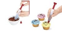 2015 Hot New Product Popular BPA Free Durable Silicone cake decorating supplies