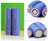 Long cycle life 3.7v 3000mah cell ICR18650 30b 3000mAh 18650 batteries used in electrical devides