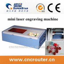 China High Precision CX-40 CNC Router cheap Laser engraving machine