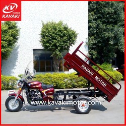 Malawi Cheap 3 Wheel Drum Brake Tricycle Cargo Bike Factory Price Adult Tricycle Cargo Bike