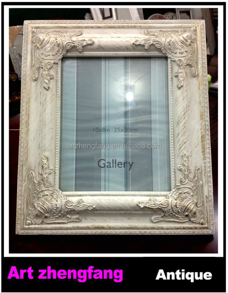 Cheap Small Picture Frame Colored Wood Photo Frame