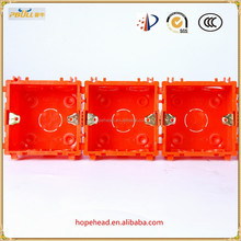86 series electric switch box,Flexible adjustment,PVC