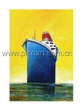 del buque ii la imagen del arte