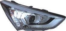 OEM Hyundai IX45 Headlight China Factory Direct selling price for Hyundai Auto Parts