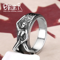 Beier Stainless Steel Ring models ring for women fashion ring 2015 New Jewelry Wholesale Factory Price BR8-179