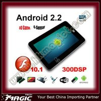 7 inch Multi-Touch Screen andriod 2 tablet pc