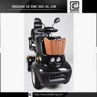 electric double seat 48V 500W BRI-S04 gaoyou electrical plastic
