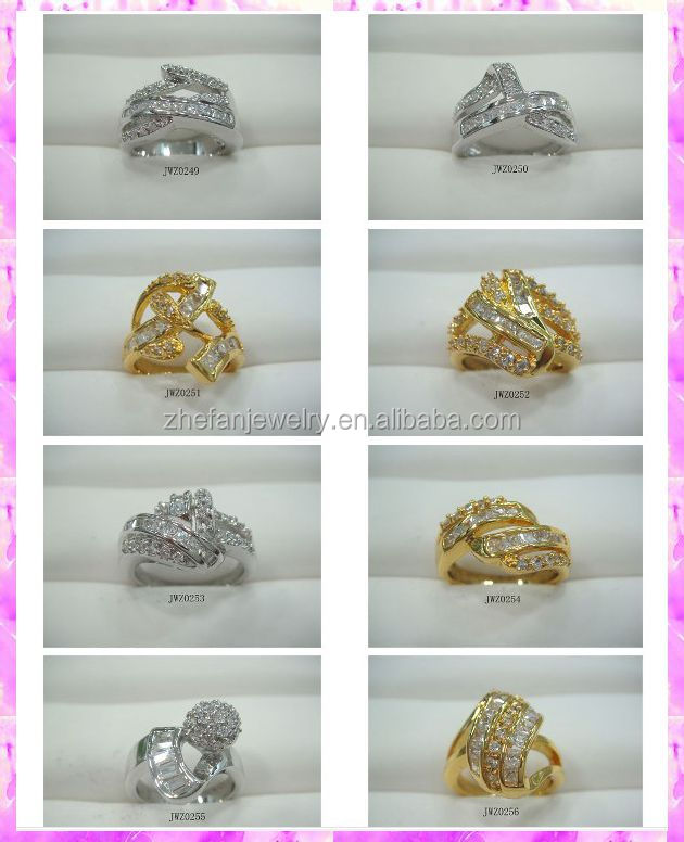 Stunning wedding rings: Wedding rings indian design