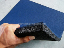 rubber covering plastic outdoor flooring for sport