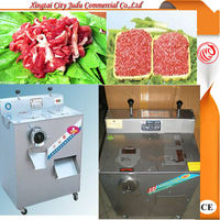 chop meat machine with automatic Solid structure QRLS-400-III