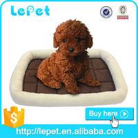 short plush luxury dog/cat beds for wholesale