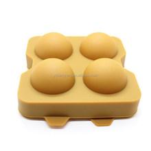 Bola de hielo del silicón fabricante de moldes para barware y refrigeradores