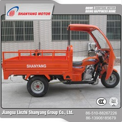 China wholesale merchandise 3 wheel motorcycle with driver cabin
