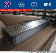 roofing metal corrugated galvanized steel sheet