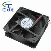GDT 120x120x38mm 12V Dc Cooling Fan Mini 120x38mm
