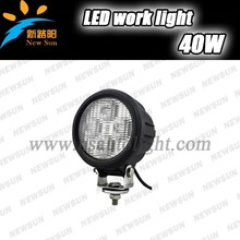 4x4 Suv ATvs off road 4.7 inch with Function led work light, high quality 40w led work light