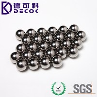 High quality sus 304 stainless steel ball for bearing