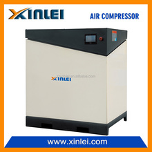 XINLEI screw air compressor 25HP XLAM25A-A1 18.5KW direct drive 380V/50HZ