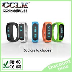 E02 Smart Bracelet 2015 Sport bluetooth bracelet smart watch With Bluetooth Self Photo Function Activity