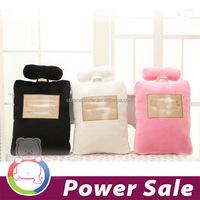 Plush Decorative cushion pillow perfume bottle pillow
