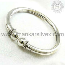 Silver Jewellery, Wholesaler indian Village Silver Jewellery, Ancient Indian Silver Bangle