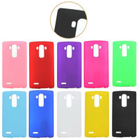 New Coming Solid Color Frosted PC Hard Back Cover for LG G4 Case, Phone Case for LG G4 Mobile Phone Cover Slim
