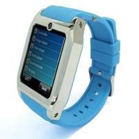 "TOP Watch TW530 Phone Watch 1.54"" Touch Screen 1.3MP Camera Single SIM Card Bluetooth TW530 Smart Watch Phone"