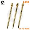 Jiangxin fabric tip stainless steel wire braid metal pen for EU market