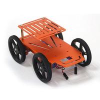 4WD Four-wheel Driver Car Kit C DIY Children Puzzle IQ Gadget Hobby Robot