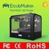 EcubMaker 2015 fast speed digital a3 t-shirt 3d printer