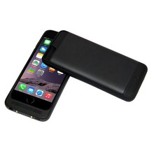 3000mAh OEM For iphone 6 case battery MFI Approved with TPU Bumper